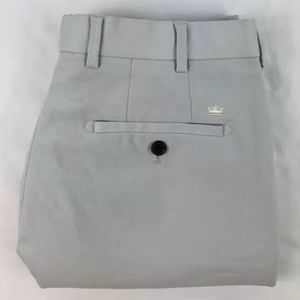 Peter Millar Gray Summer Comfort Wicking Pant 32
